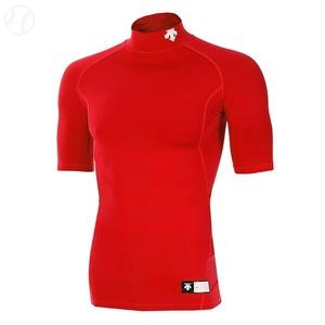 [데상트] S5321ZPC03 RED0 반팔언더셔츠